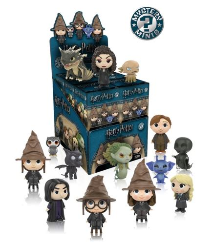 Mystery Minis Harry Potter funko harry potter mystery minis series 2 checklist odds set list info