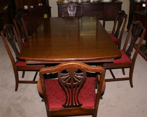 duncan phyfe dining room set antiques com classifieds antiques 187 antique furniture