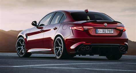 Alfa Romeo Australia by 2017 Alfa Romeo Giulia Australian Line Up Confirmed
