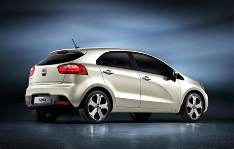 Kia Subcompact Car 2012 Kia Subcompact Car Available By This Fall In Europe