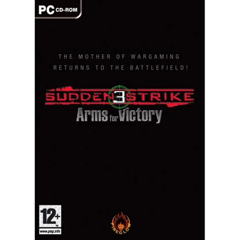 sudden victory books sudden strike 3 arms for victory pc