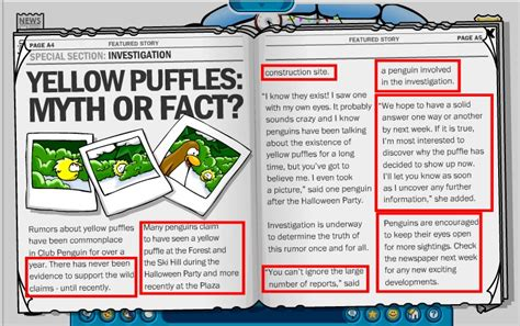 sections of an article nightflyer7 s weblog club penguin secrets and stuff cp