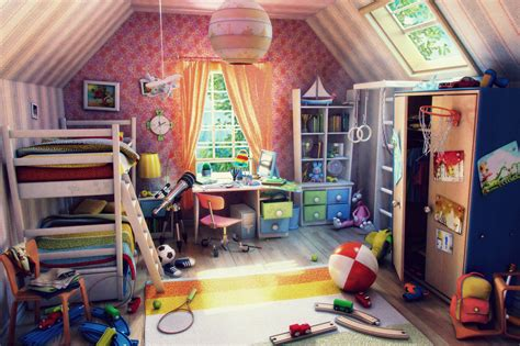 The S Room by Children S Room By Alekscg On Deviantart