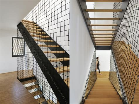 Banister Netting by Residential Design Inspiration Modern Railings And