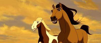 film cartoon spirit spirit stallion of the cimarron