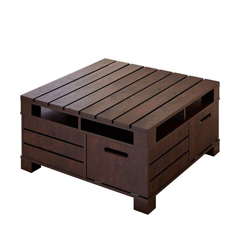 coffee table with storage plans rustic storage coffee table coffee table design ideas
