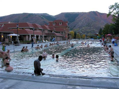 glenwood springs glenwood springs pool and lodging