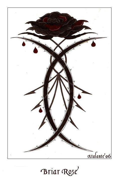 briar rose tattoo kushiel concepts designing ph 232 dre s marque