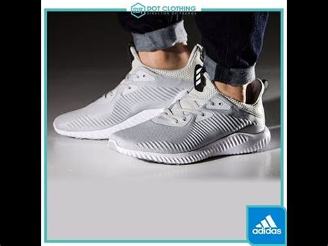 Sepatu Adidas Alphabounce Keren unboxing review sneakers adidas alphabounce 1 m bw0541