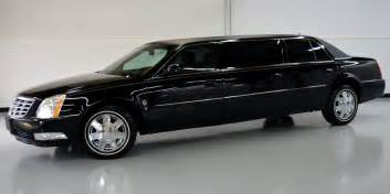 Cadillac Limo Parks Superior Hearse And Limousine Specialists For The