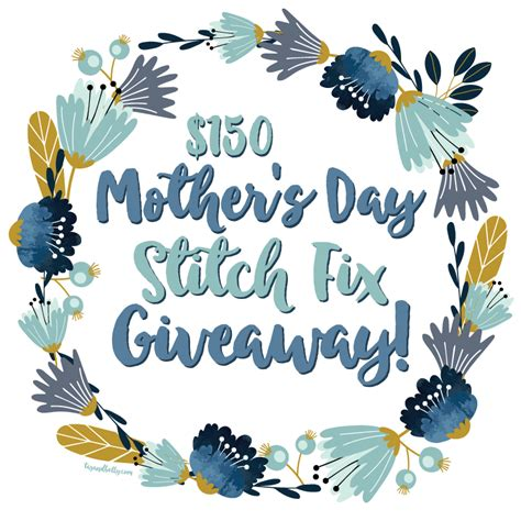 Stitch Fix Giveaway - stitch fix review 25 150 gift card giveaway