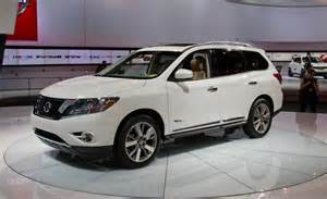 2014 Nissan Pathfinder 2014 Nissan Pathfinder Hybrid Photo
