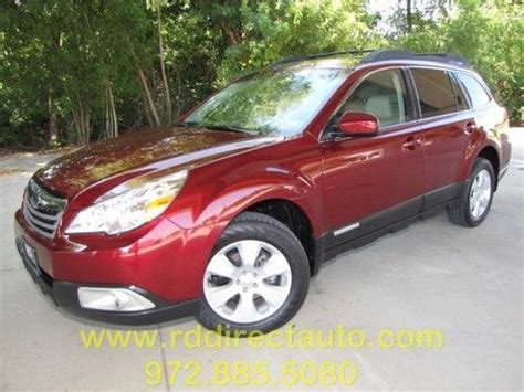 how to fix cars 2011 subaru outback electronic toll collection sell used 2011 subaru outback awd automatic 18k miles warranty in addison texas united states