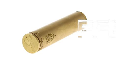Mod 942 Fullset 20 21 element style mechanical mod set 18650 18500 18350 brass at fasttech