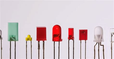 pengertian fungsi cara kerja dan daya tegangan led light emitting diode hugetuget