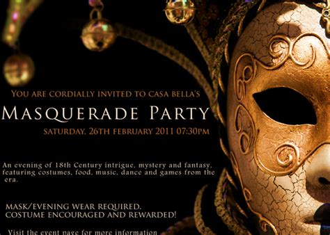 pics for gt masquerade ball invitations free templates