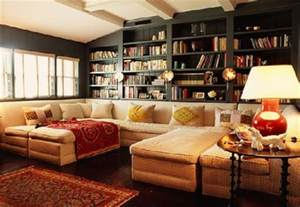 Ideas in cozy living room design with mixture classic and modern