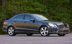 Mercedes Suv 2010 2010 Mercedes E350 Photo