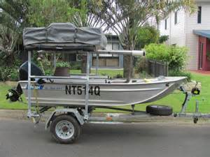 21 cer trailer with boat agssam