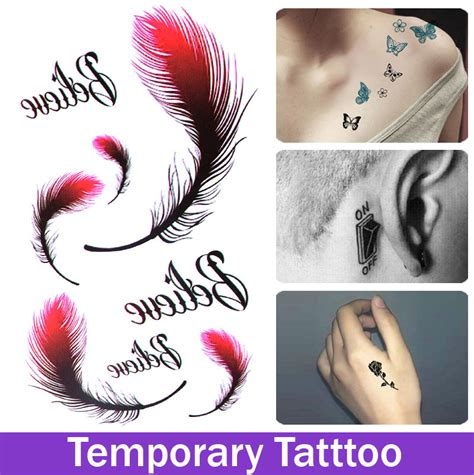 tattoo junkee free shipping large tattoos free shipping waterproof tattoo stickers