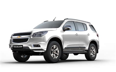 chevrolet trailblazer chevrolet trailblazer suv to rival the toyota fortuner