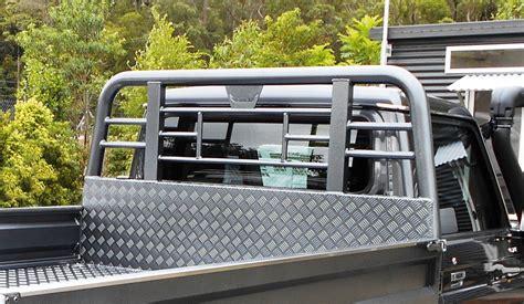 ute headboard ute tray options buffalo equip