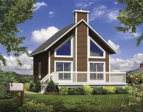 beach cabin plans beach or mountain getaway cottage 80684pm 1st floor
