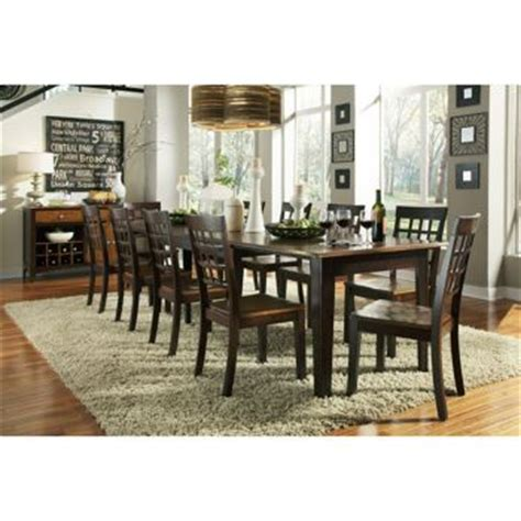 dining room sets costco costco bainbridge 8 piece dining set dream home
