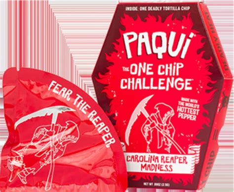 the pepper challenge what is paqui s pepper one chip challenge daily