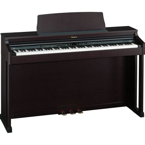 Piano Digital Roland roland hp 203 digital piano rosewood at gear4music