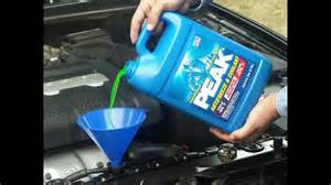 do new cars need antifreeze checking coolant or antifreeze for beginners