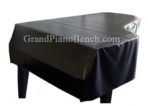 Cover Piano Grand black vinyl grand piano cover for pianos from 6 1 quot to 6 4