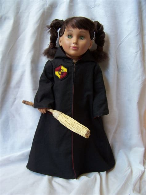etsy american girl doll house american girl gotz 18 inch doll clothes harry potter