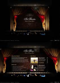 theatre html5 template id 300111610