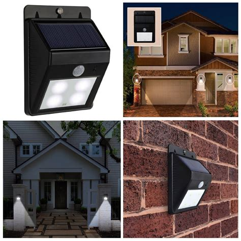 Bright Led Solar Powered Outdoor Security Garden Solar Brightest Solar Powered Landscape Lights