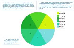 pie chart template pie chart word template pie chart exles