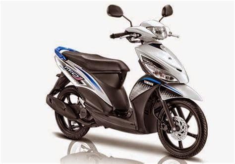 harga  spesifikasi lengkap motor yamaha mio  terbaru