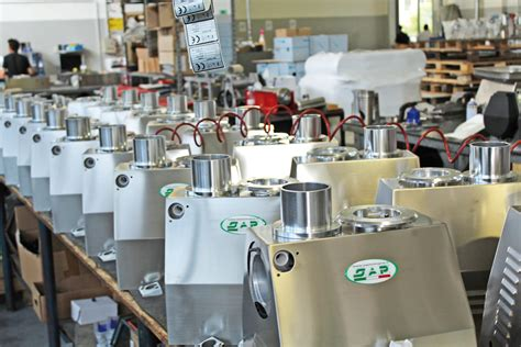 produzione alimenti attrezzature per cucine professionali sap foodlytech