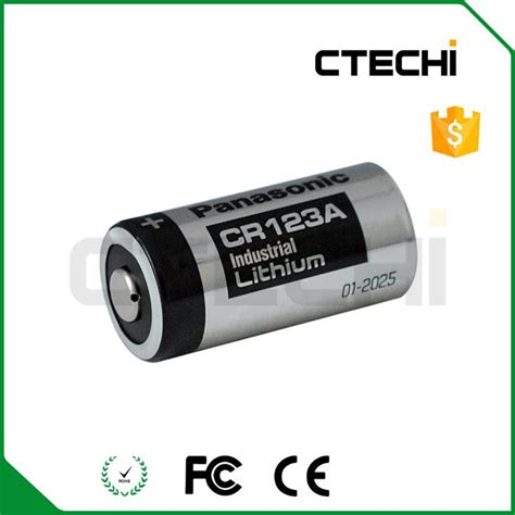 Batrei Cr123a Limited pansonic cr123a 3 0v 1300mah non rechargeable battery panasonic china manufacturer battery