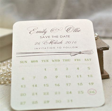 pretty rubber sts save the date calendar with 100 images printable save
