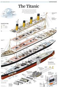 titanic floor plans graphics info our titanic work