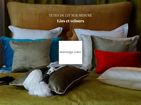 Tete De Lit Londres by Tete De Lit Sur Mesure A Londres Catalogue Mobilier Sur