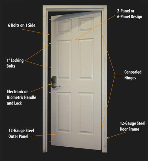 prosteel vanguard security and door