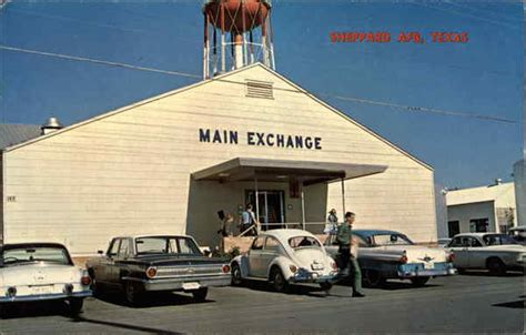 main exchange sheppard air force base wichita falls tx