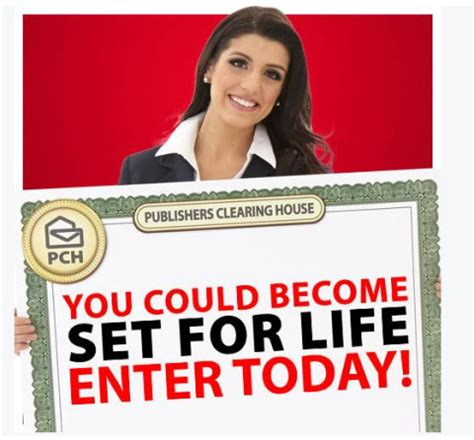 Pch Drawing Dates 2015 - last day to enter to win in our quot set for life quot prize event