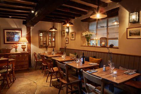 Restaurant Layout Case Study   case study the angel restaurant bar burford jh designs