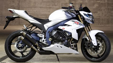 The Suzuki Suzuki Virus 1000 Puts Stock Gsx Rs To Utter Shame