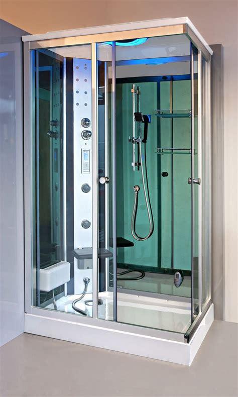 cabina doccia multifunzione 70x120 box doccia idromassaggio 120x80 con radio box doccia con