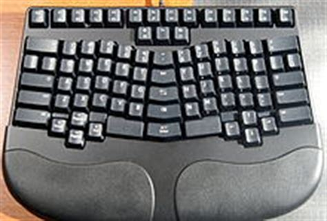 qwerty wikipedia ergonomic keyboard wikipedia