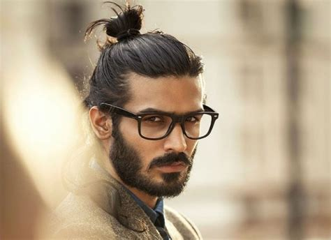mens hair topknot best top knot hairstyle men buildingweb3 org